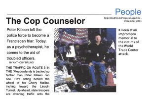 The Cop Counselor Article